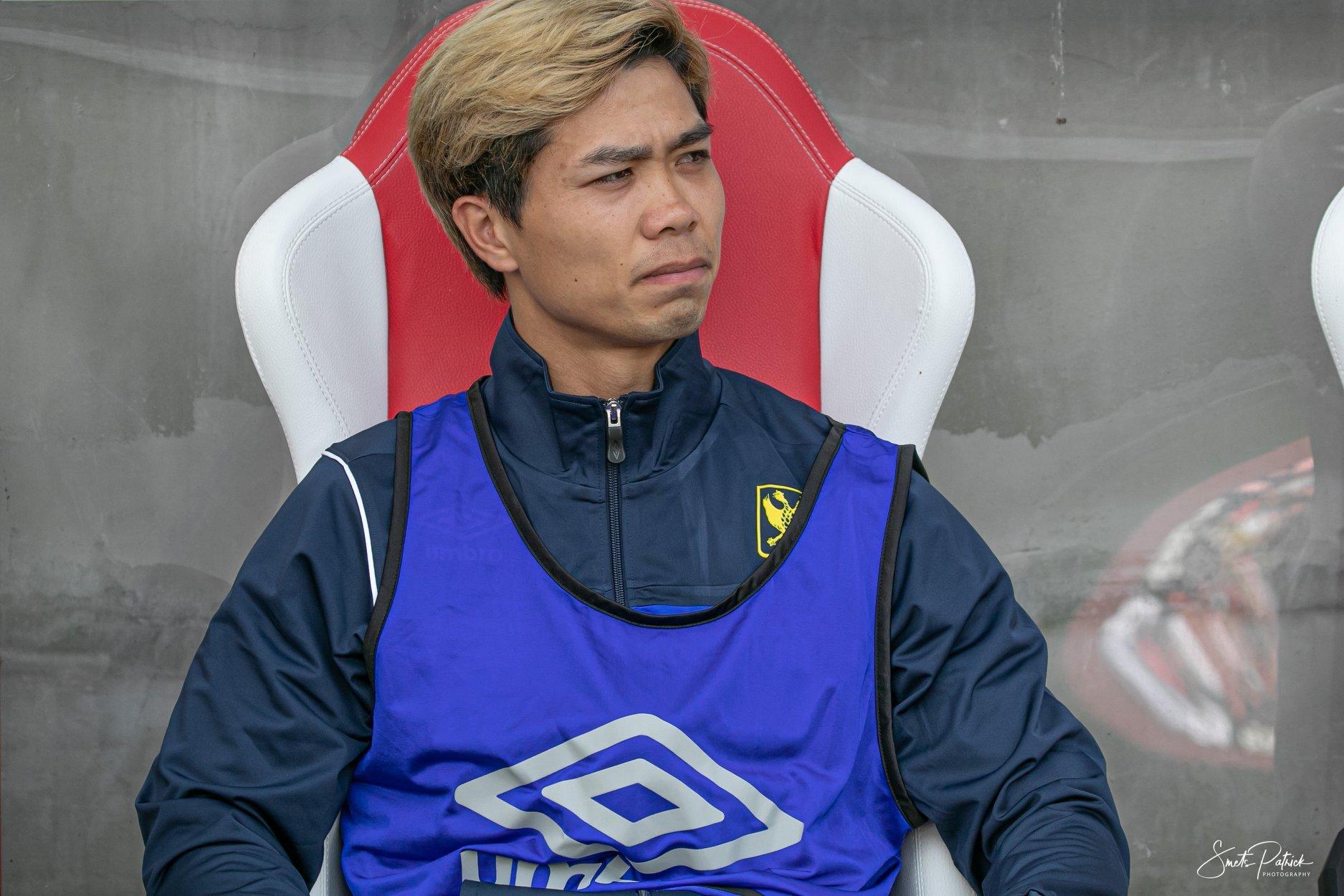 Công Phượng có trận đấu thứ 2 liên tiếp không được ra sân tại Bỉ 1