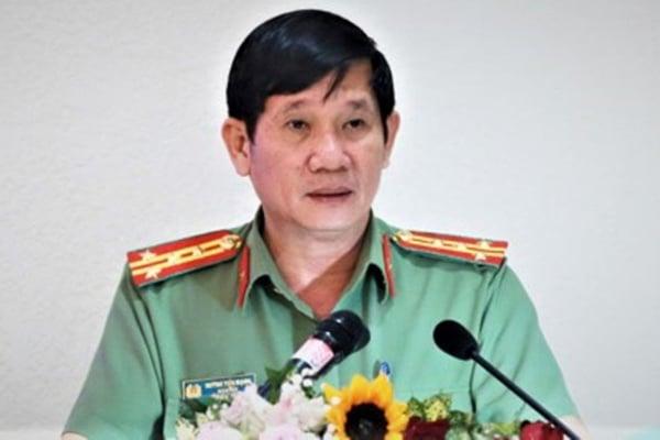 Giám đốc Công an tỉnh Đồng Nai bị đề nghị kỷ luật  2