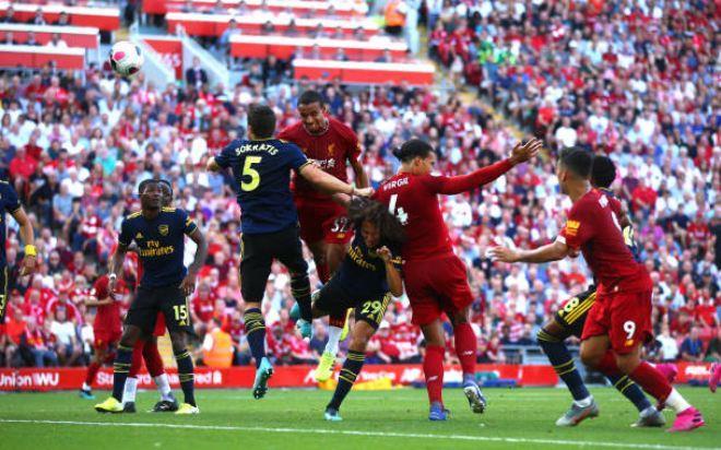 Liverpool vs Arsenal: Bữa tiệc của bóng đá tấn công 2