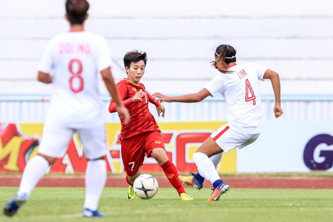 Tuyển nữ Việt Nam vs nữ Thái Lan: Vinh quang xứng đáng (Hết giờ)  1
