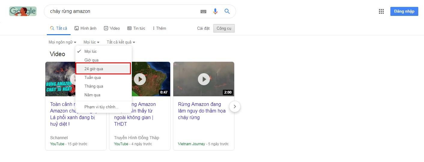 Vào Google hàng ngày nhưng không phải ai cũng biết cách dùng Google Search hiệu quả nhất 3