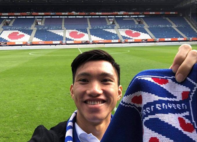 Văn Hậu chính thức gia nhập Heerenveen với số áo 15, được sếp lớn khen ngợi hết lời 1