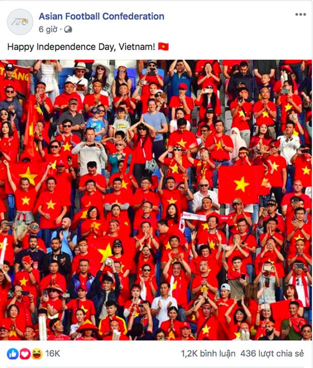 Các CLB lớn của châu Âu gửi lời chúc mừng lễ Quốc khánh Việt Nam 5