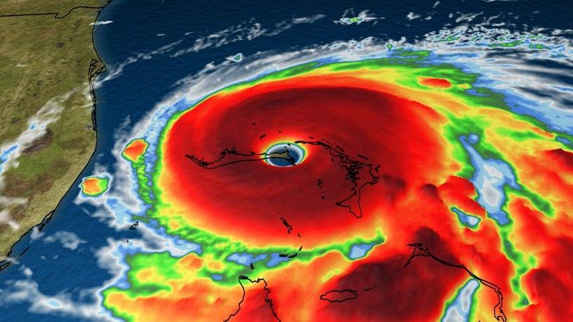 Mỹ gồng mình ứng phó với 'siêu bão hủy diệt' Dorian mạnh cấp 5 3