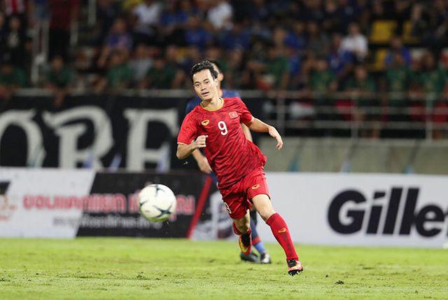 Hòa Thái Lan, ĐT Việt Nam xếp thứ mấy trên BXH vòng loại World Cup 2022? 1