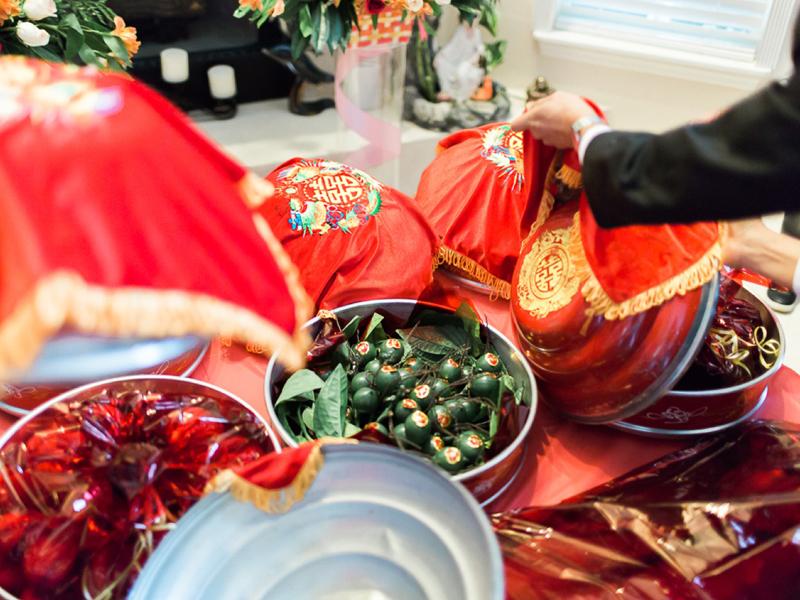 Nghi lễ ăn hỏi của người Việt có những gì? 1