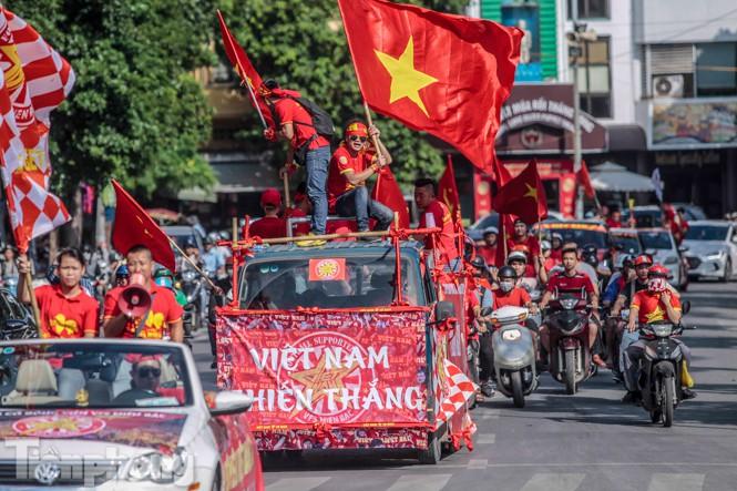 TRỰC TIẾP Việt Nam vs Malaysia: Bảo vệ thành quả (Hết giờ)  3