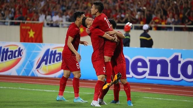 BXH vòng loại World Cup 2022: Việt Nam vẫn chưa thể vượt qua Thái Lan 1