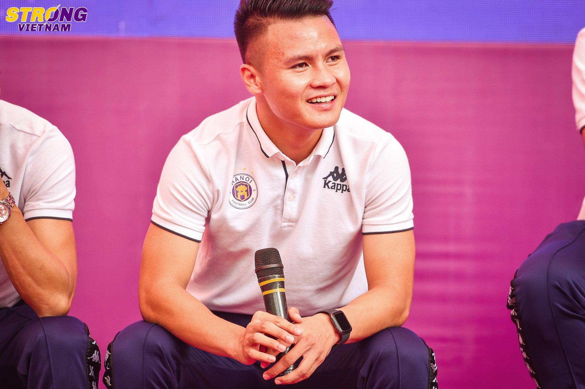 Quang Hải khao khát được ra nước ngoài thi đấu  1
