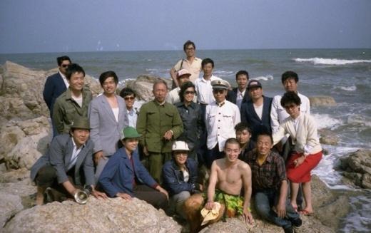 Những hình ảnh chưa từng tiết lộ của hậu trường Tây Du Ký 1986 1