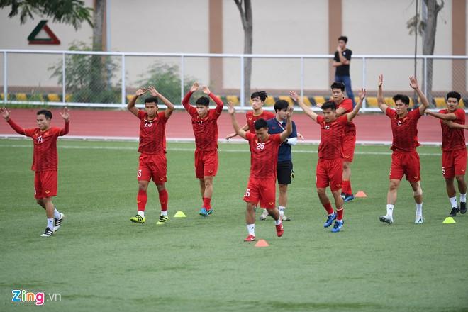 U22 Việt Nam vs U22 Brunei: Chiến thắng tưng bừng 7
