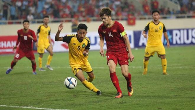 U22 Việt Nam vs U22 Brunei: Chiến thắng tưng bừng 9