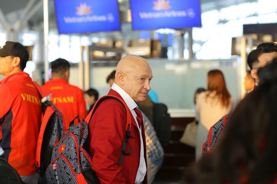 Đoàn thể thao Việt Nam lên đường sang Philippines dự SEA Games 30 6