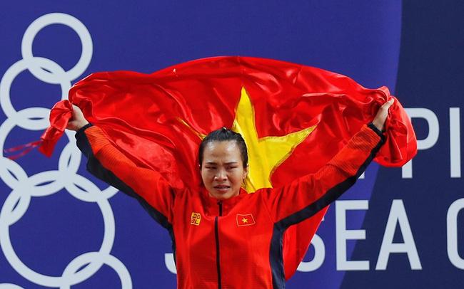 Mỗi VĐV mang về HCV cho đoàn thể thao Việt Nam được thưởng nóng 25 triệu đồng 1