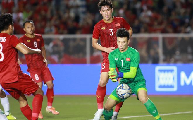 Hiểm họa khó lường cho U22 Việt Nam khi phải thi đấu trong siêu bão Kammuri 5