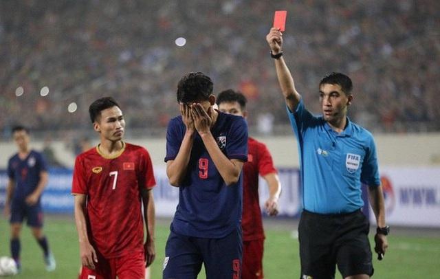 Vì sao LĐBĐ châu Á xóa án cho cầu thủ Thái Lan nhưng lại treo giò cầu thủ U23 Việt Nam? 1