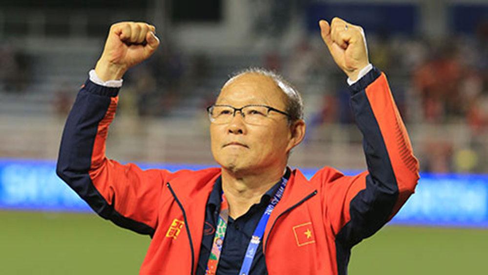 HLV Park Hang Seo thổ lộ tâm nguyện cuối cùng: Dù giải nghệ vẫn muốn gắn bó với Việt Nam  2