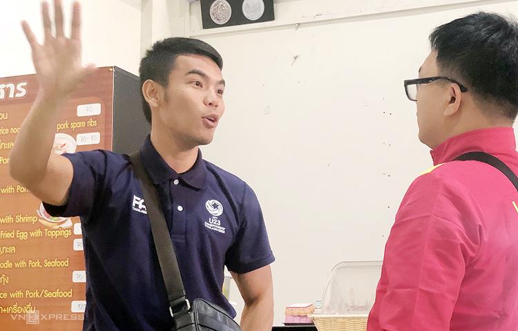Trọng tài Thái Lan sẽ quyết định thắng thua trong các trận đấu của U23 Việt Nam?  2