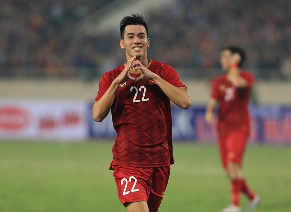 Tiền đạo Tiến Linh: 'Năm 30 tuổi, tôi sẽ cùng với ĐT Việt Nam dự World Cup' 1