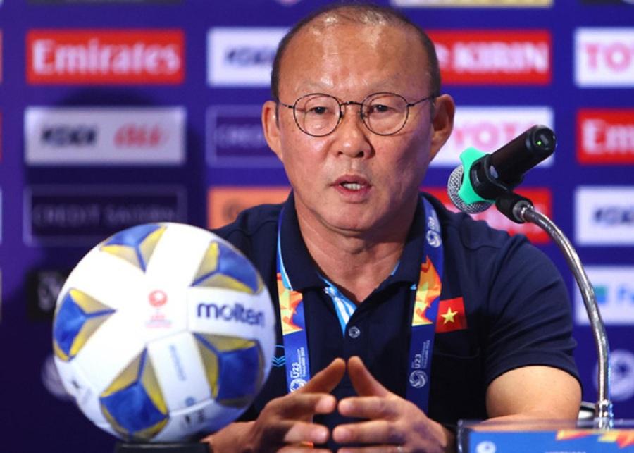 HLV Park Hang Seo đáp trả tuyên bố 'bắt bài U23 Việt Nam' của HLV UAE  1