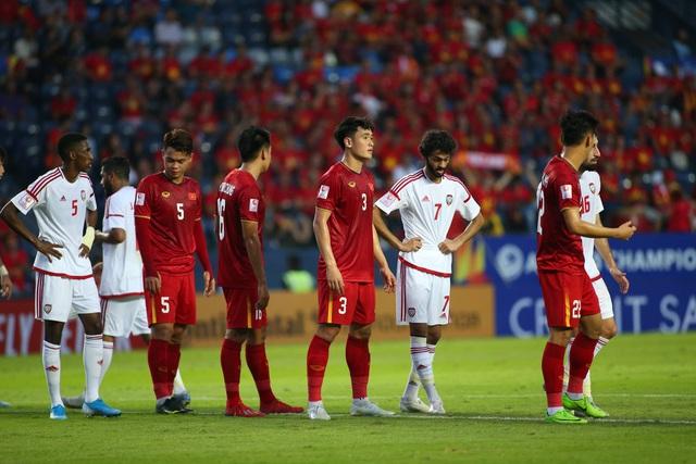 U23 Việt Nam 0-0 U23 UAE (Hết giờ): Kết quả chấp nhận được  3