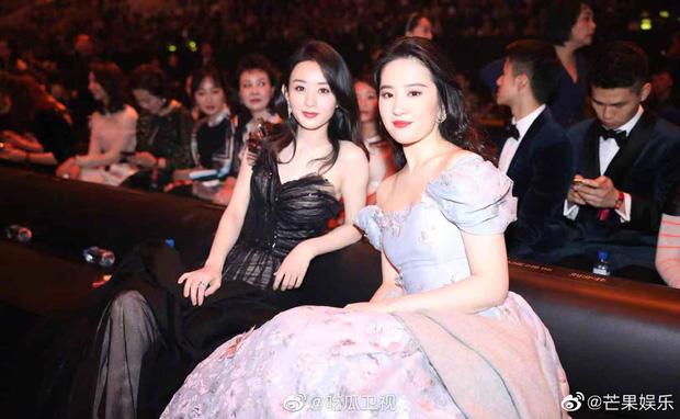 Xuất hiện cùng Angelababy, Lưu DIệc Phi gây bất ngờ vì ngoại hình khác lạ  5
