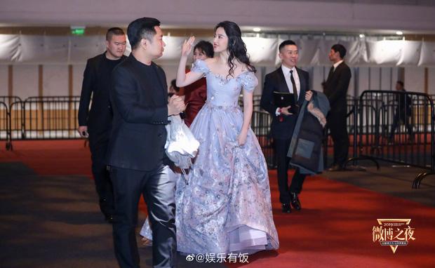 Xuất hiện cùng Angelababy, Lưu DIệc Phi gây bất ngờ vì ngoại hình khác lạ  2