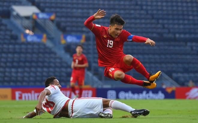 Việt Nam 0-0 U23 Jordan: Thế trận bế tắc 7