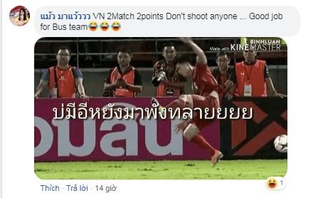 CĐV Thái Lan hả hê: U23 Việt Nam hết thời, chuẩn bị tinh thần bị loại thôi  3