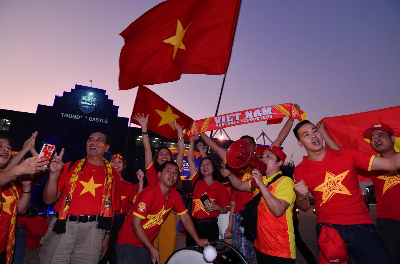 AFC ra lệnh cấm đặc biệt, CĐV Việt Nam có thể không được vào sân xem trận gặp Triều Tiên 1