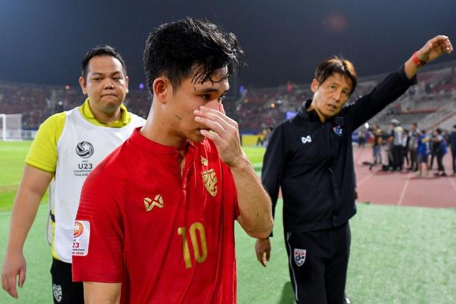 Xác định 4 đội tuyển lọt vào bán kết U23 châu Á 1