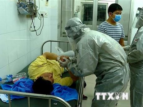 2 người Trung Quốc nhiễm virus corona tại Việt Nam đang phục hồi rất tốt  1