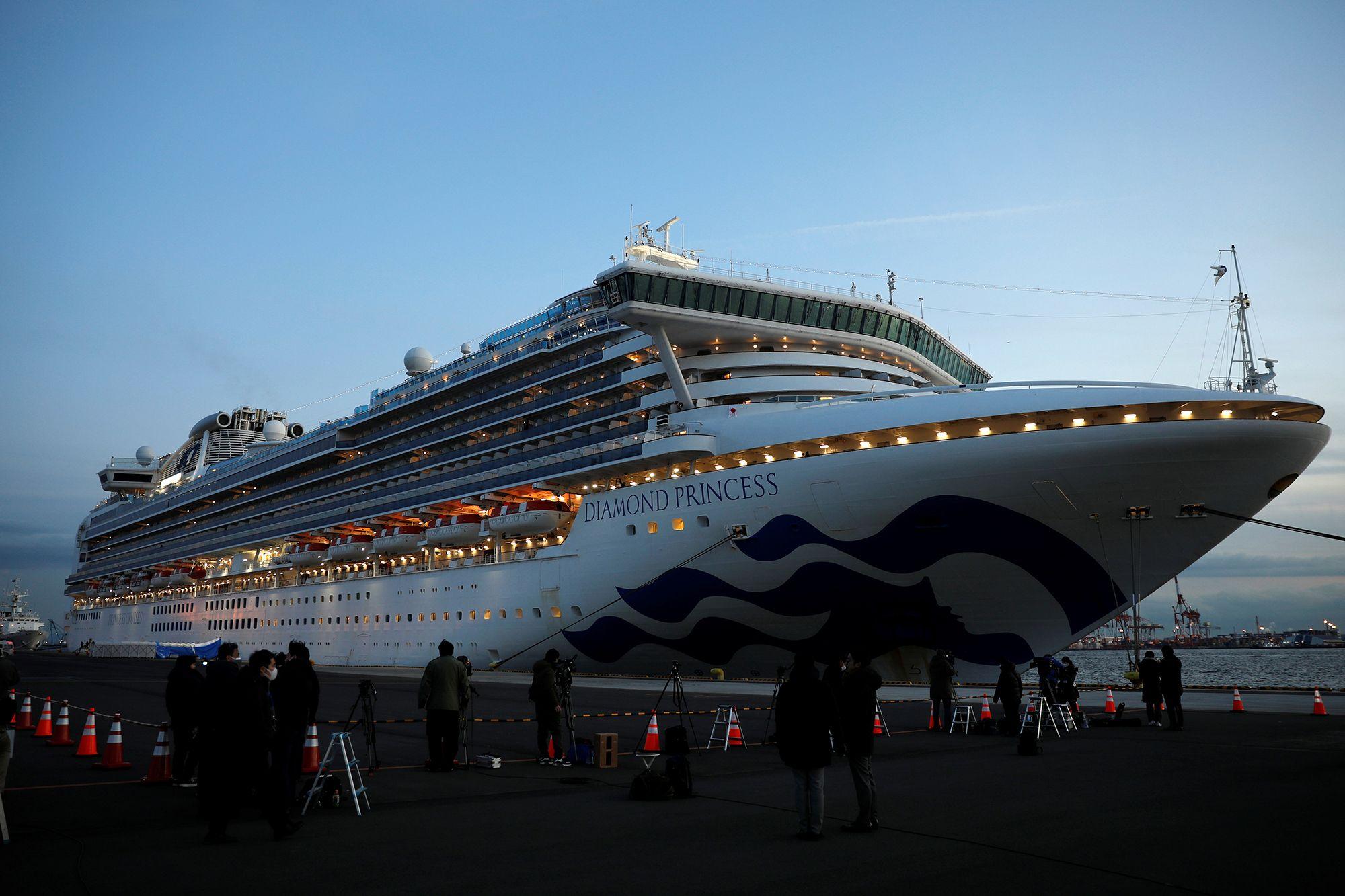Du thuyền Nhật có 61 người nhiễm virus corona từng đến Hạ Long và Hội An  1