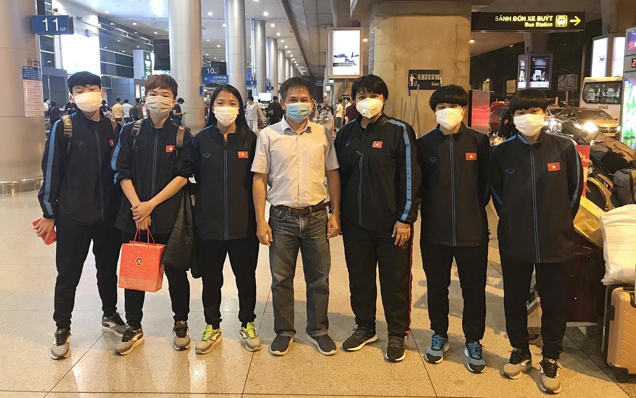 Vì virus corona, ĐT nữ Việt Nam chưa thể xác định đối thủ cạnh tranh chiếc vé dự Olympic  1