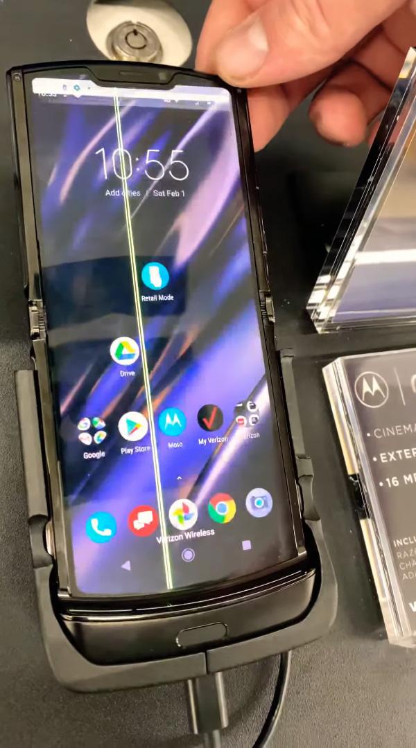 Đi kèm với Galaxy S10, Samsung giới thiệu điện thoại gập Z Flip đầy hứa hẹn  6
