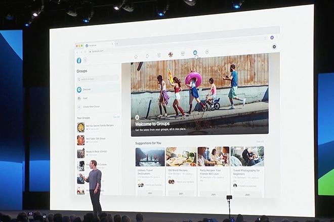 Facebook cập nhật giao diện mới cho người dùng tại Việt Nam  2