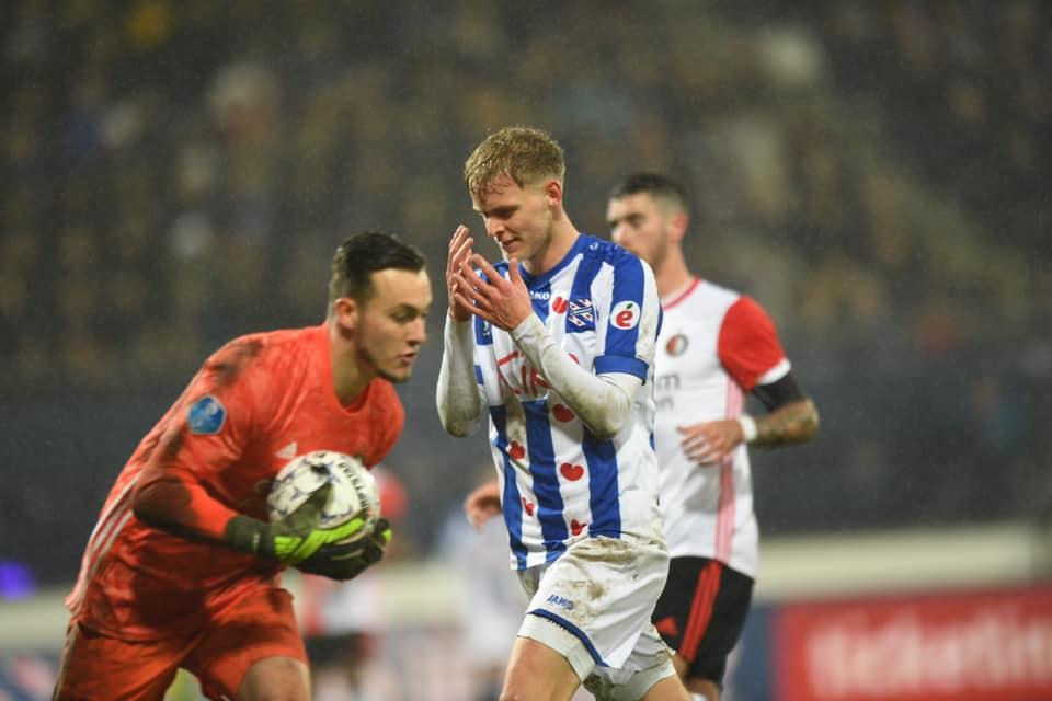 Văn Hậu không được ra sân trong ngày SC Heerenveen bị loại khỏi đấu trường quốc gia  1