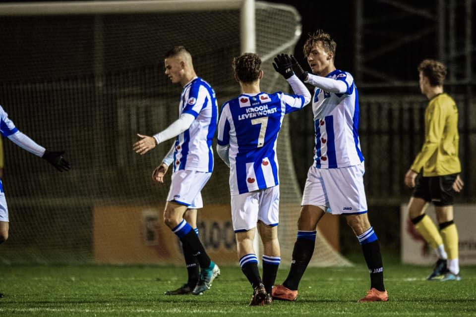 Đoàn Văn Hậu có pha kiến tạo mãn nhãn để đồng đội lập công tại SC Heerenveen 1