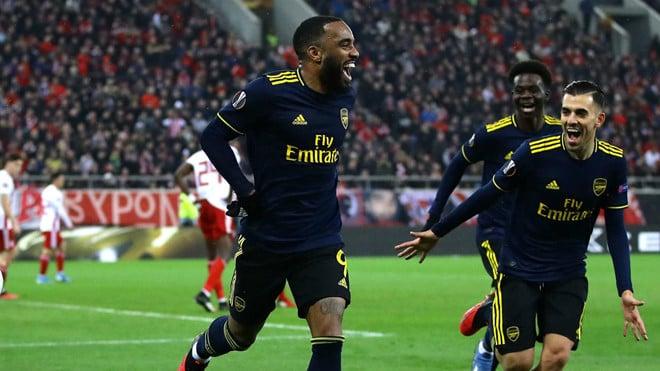 Kết quả Europa League (21/2): M.U thoát thua, Arsenal rộng cửa đi tiếp 2
