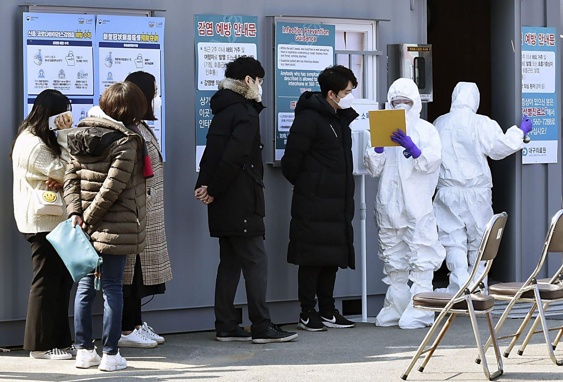 Hàn Quốc oằn mình chống dịch, đau đầu trước hàng vạn du học sinh Trung Quốc trở lại  2