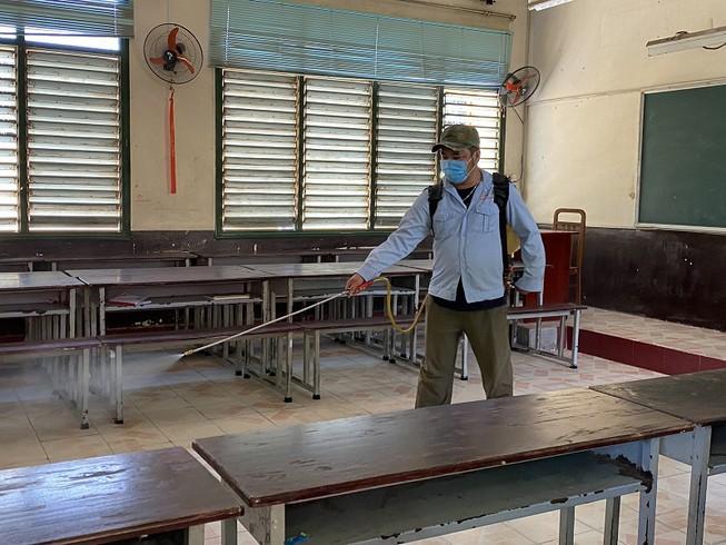 TP HCM lên phương án cho học sinh trở lại trường học trong tháng 3  2
