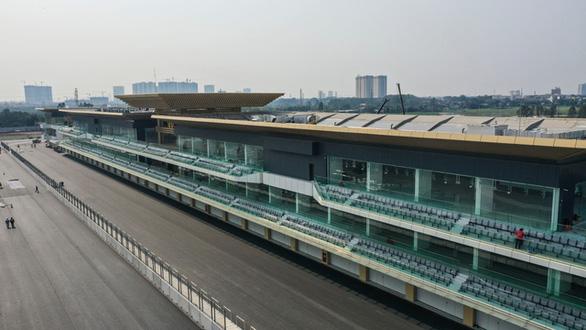 Giải đua F1 tại Hà Nội lại có nguy cơ tạm hoãn vì Covid-19  3