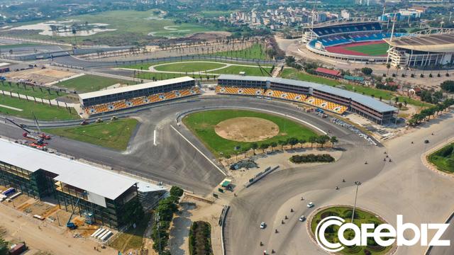 Giải đua F1 tại Hà Nội lại có nguy cơ tạm hoãn vì Covid-19  2