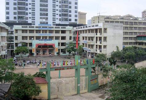 Hà Nội: Hai trường phổ thông sẵn sàng hỗ trợ ký túc xá làm khu cách ly 1