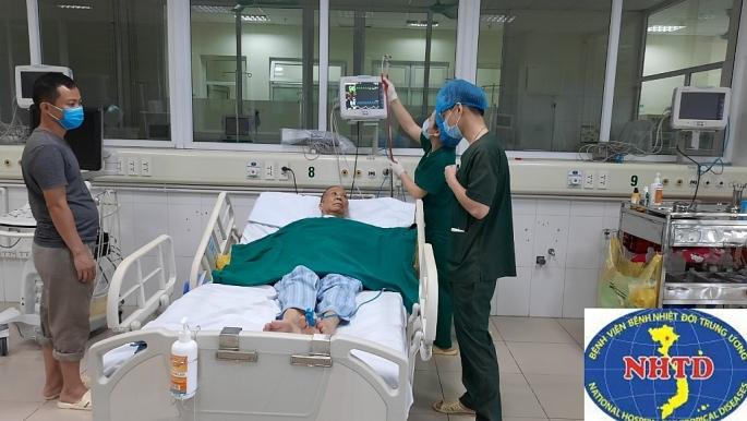 Bác ruột của bệnh nhân 17 khỏi bệnh sau gần 3 tháng điều trị 1