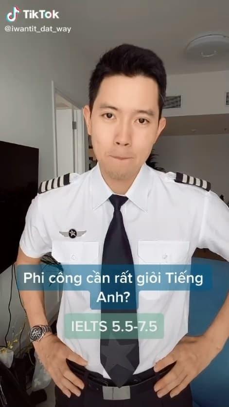 'Cơ trưởng đẹp trai nhất Việt Nam' hé lộ phí học tập và thu nhập khủng của nghề phi công 5
