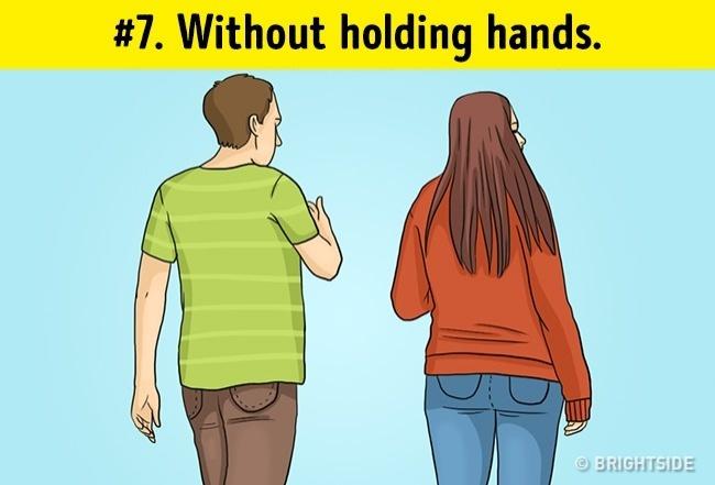 'Đọc vị' tình yêu của bạn sâu đậm ra sao thông qua cách nắm tay của người ấy 1