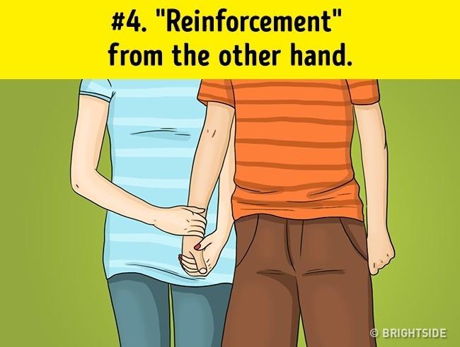 'Đọc vị' tình yêu của bạn sâu đậm ra sao thông qua cách nắm tay của người ấy 4