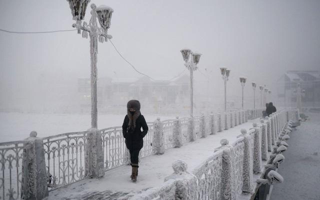 Hiện tượng chưa từng xảy ra ở Bắc Cực khiến giới khoa học rối loạn  2
