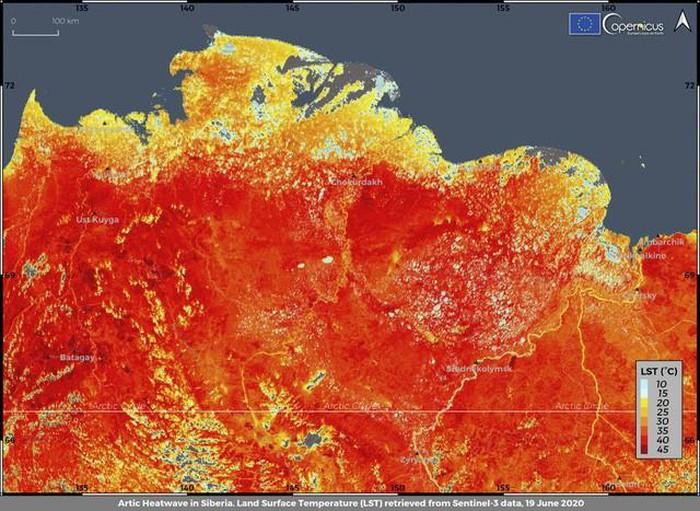 Hiện tượng chưa từng xảy ra ở Bắc Cực khiến giới khoa học rối loạn  4